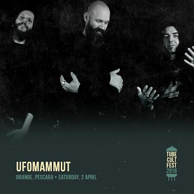 Ufomammut - Tube Cult Fest 2016