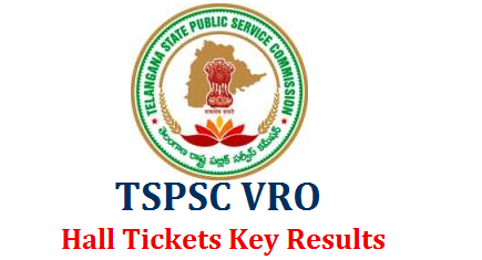 TSPSC VRO Hall Tickets Download @tspsc.gov.in  Telangana VRO Exam Hall Tickets Download | TS Village Revenue Officers Recruitment Notification 2018 Examination to be held on 16.09.2018, Sunday Admit Cards Download Here | Telangana State Public Service Commission TSPSC issued Recruitment Notification for 700 VRO posts in Telangana State Revenue Department. Online Applications had submitted by the Eligible aspirants from time to time Schedule. Its time to Download Hall Tickets for the Examination for Village Revenue Officers. tspsc-vro-hall-tickets-key-results-download