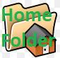 Create Home Folder in Server 2008