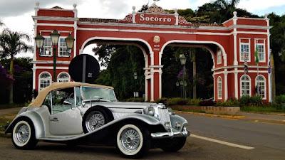 Socorro oferece o charme e o clima agradável do Circuito das Águas de São Paulo.