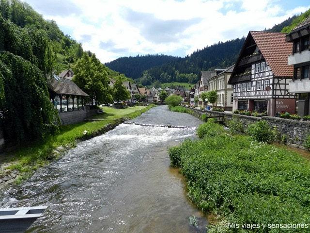 Schiltach, Selva Negra, Alemania