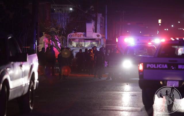 Balaceras en Cd. Juarez Chihuahua dejan 2 muertos y 3 lesionados