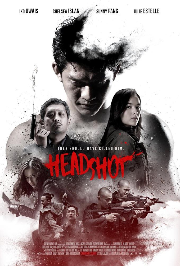 Film HEADSHOT Tayang Perdana di Kota Bandung