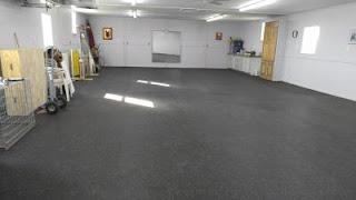 Greatmats Rubber Flooring in Activity Room