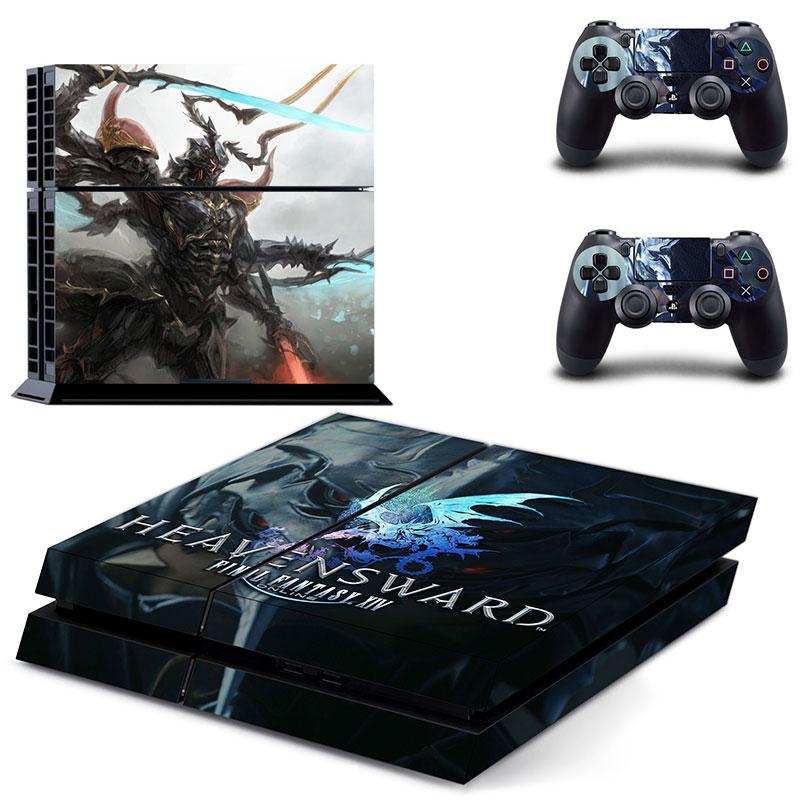 Details about Final Fantasy XIV 14 Heavensward PS4 PlayStation 4 Skin Vinyl  Sticker Decal