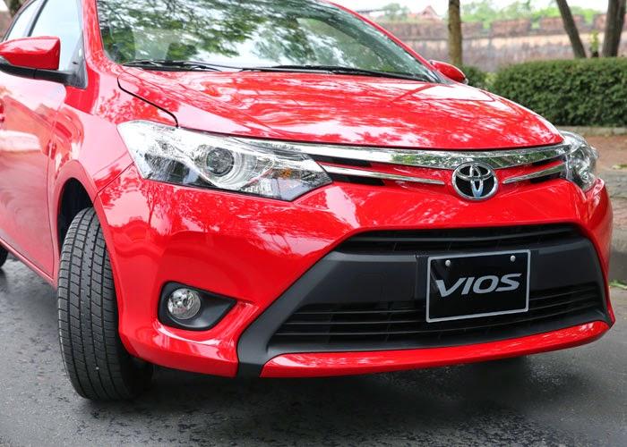 Toyota Vios 2014 giá bao nhiêu (Đèn xE)