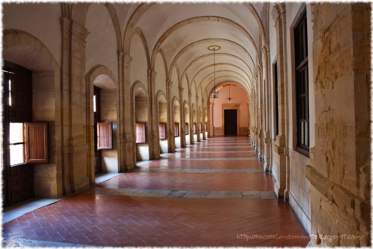 Corredor Monasterio de Uclés