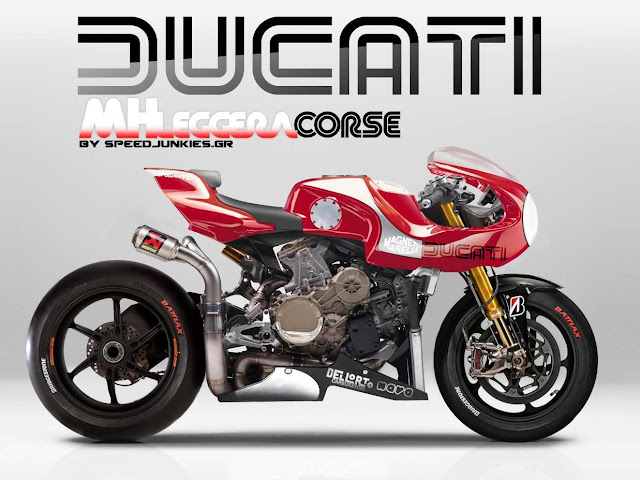 Panigale Superleggera MHR Mashup by Speedjunkies