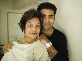MEET KARAN JOHAR'S LIFELONG VALENTINE