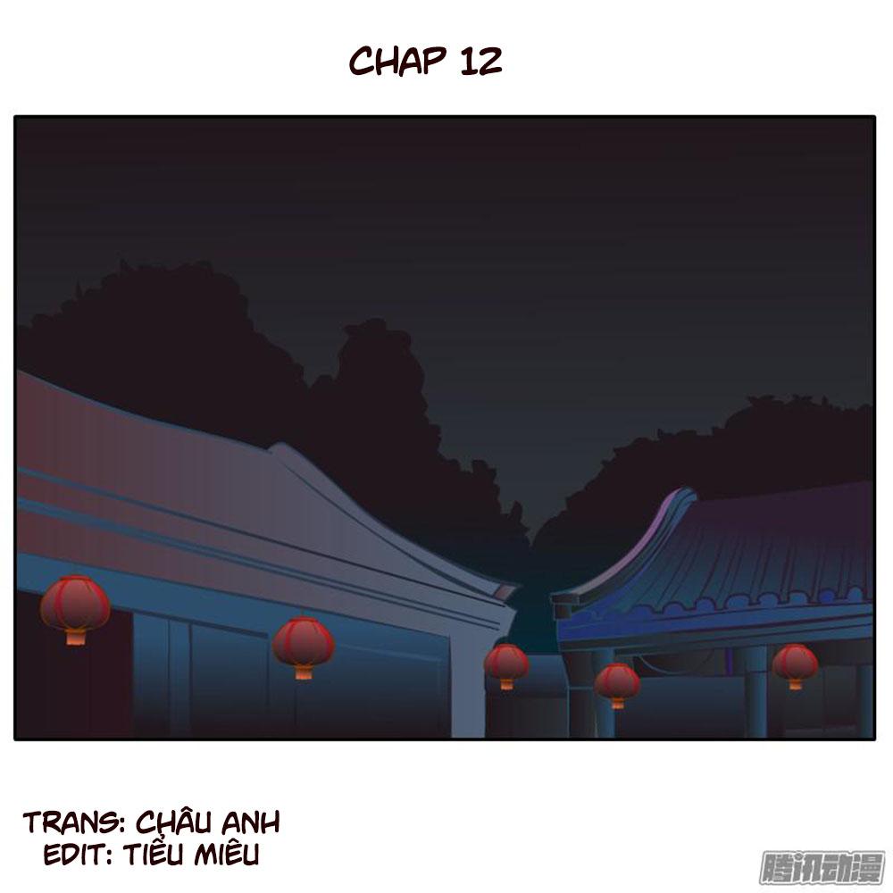 Hòa Thượng Và Tiểu Long Quân – Chap 12