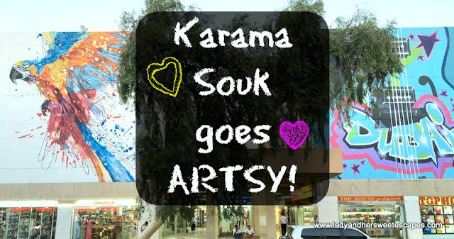 Street Art in Karama