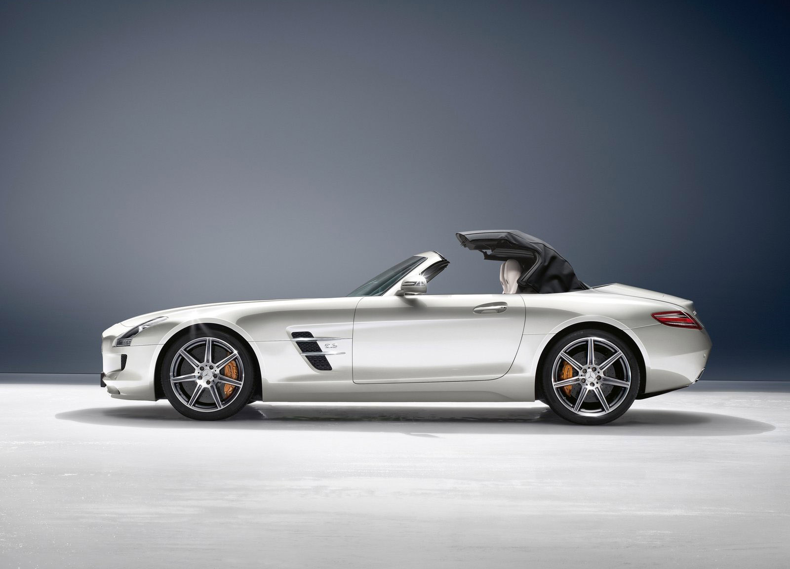 Wallpapers Hd For Mac 2013 Mercedes Benz Sls Amg Gt Roadster White