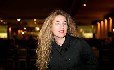 A cineasta Yael Steiner - Coisas Judaicas