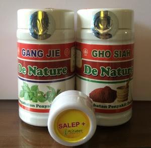 Cara Mengobati Kencing Nanah Dengan Obat Gang Jie dan Gho Siah