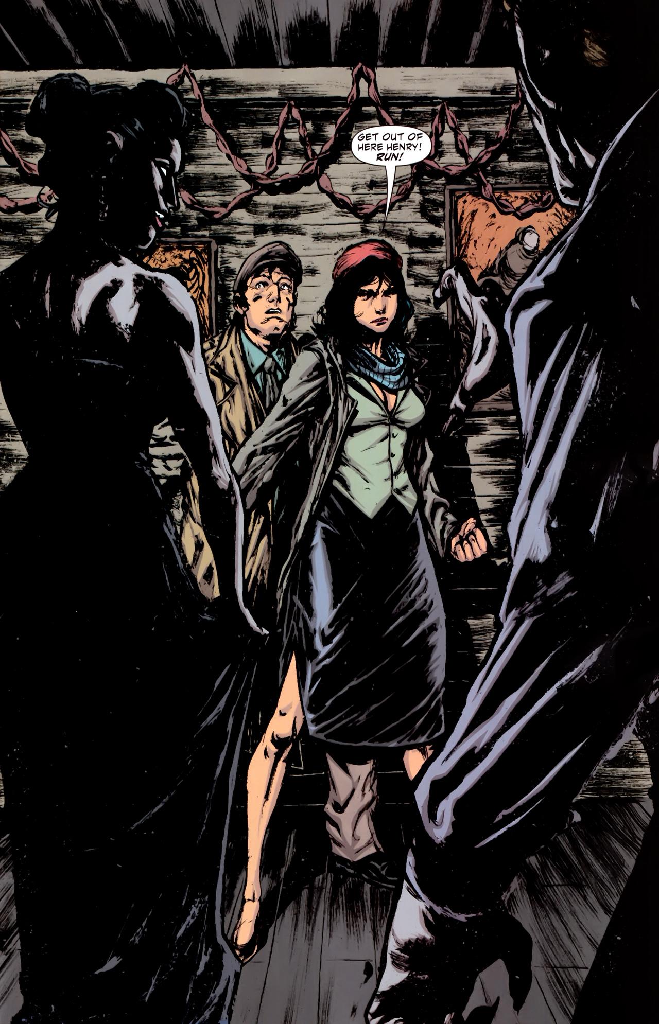 Read online American Vampire comic -  Issue #10 - 22