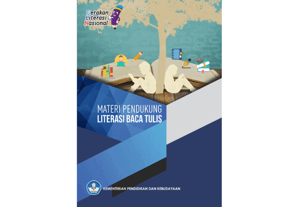 Buku Literasi Baca Tulis (Materi Pendukung Gerakan Literasi Nasional)