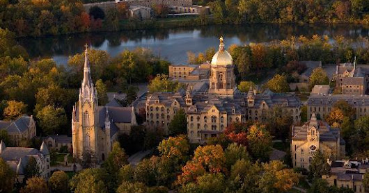 South Bend, Indiana: It's More Than Just the Golden Dome