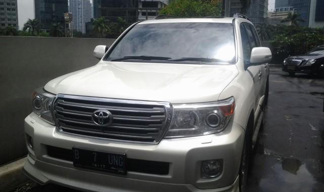 Sewa Mobil Land Cruiser Jakarta Harga Terjangkau