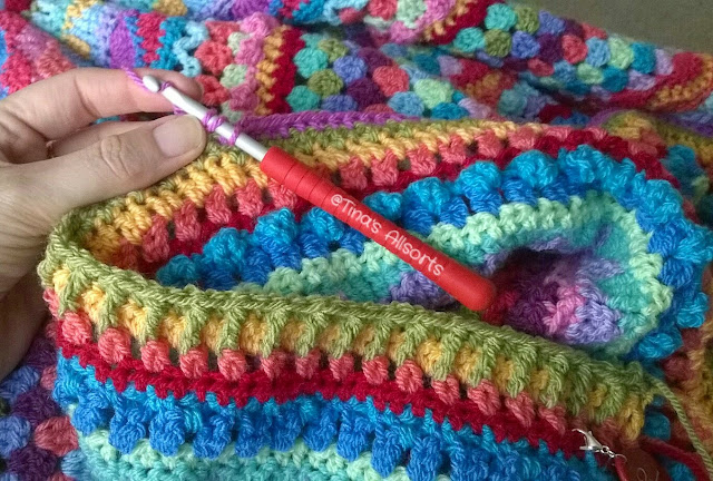 Tina's Allsorts, Tooty Harmony Blanket