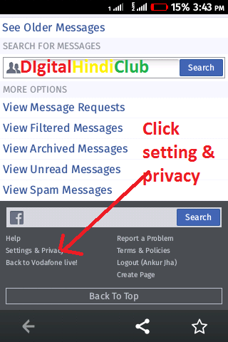 How To Make Stylish Name Facebook Account Letest Trick