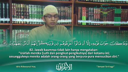 Frekuensi siaran Ummat TV Quran di satelit Palapa D Terbaru