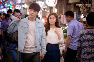 Sinopsis Drama Korea Spy Episode 1 – Tamat Lengkap