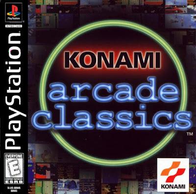 descargar konami arcade classics psx mega