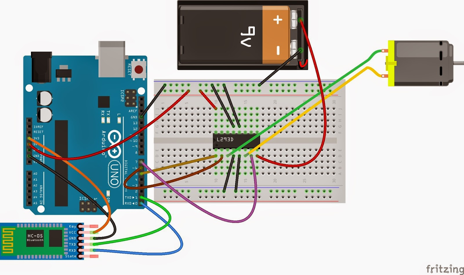 How to control 6 stepper motors with Arduino? - Arduino