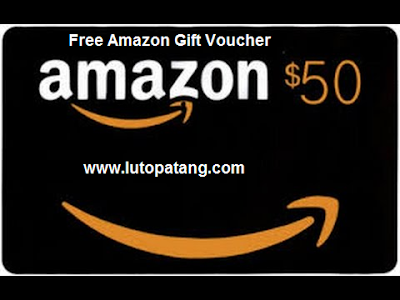 Amazon Rs50 Gift Voucher