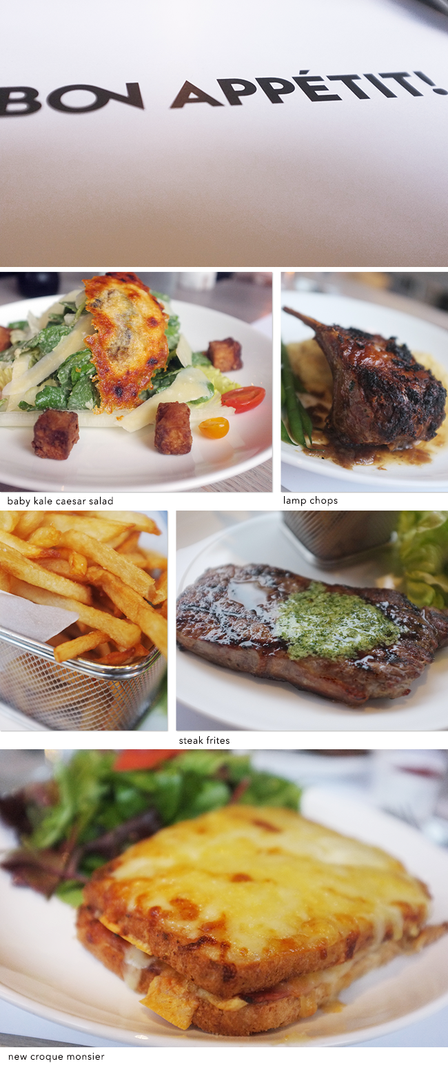 Cantine Parisienne Review, Cantine Parisienne New York
