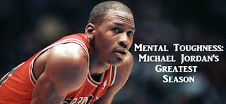 Michael Jordan's best season, basketball
