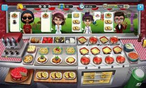 Download Food Truck Chef MOD APK v1.2.6 for Android HACK Terbaru Unlimited Money Free