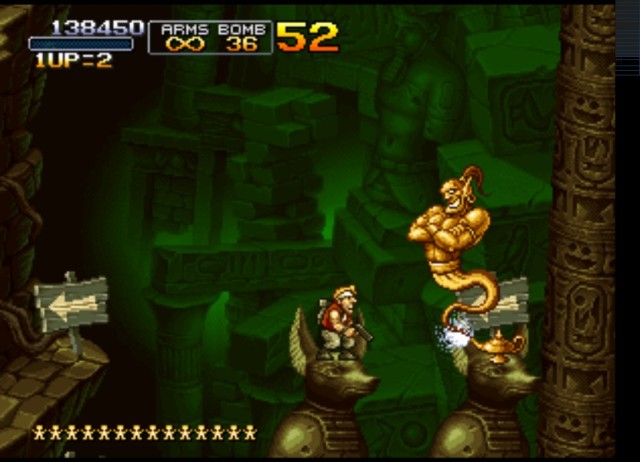 Metal Slug X PC PC Games Gameplay
