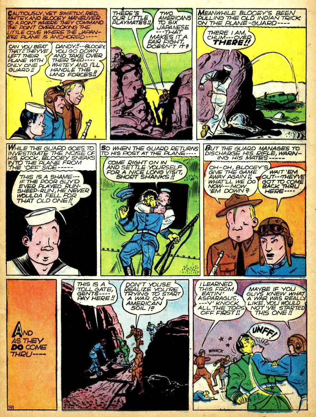 Read online All-American Comics (1939) comic -  Issue #9 - 17