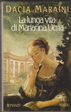 Dacia Maraini, La lunga vita di Marianna Ucrìa