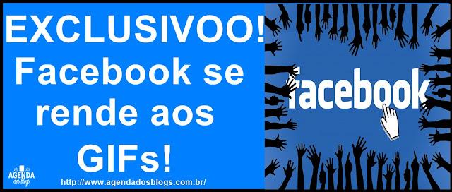 Facebook e gifs