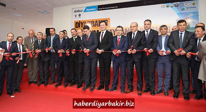 9. Diyarbakır Tarım Hayvancılık Fuarının açılışı gerçekleştirildi