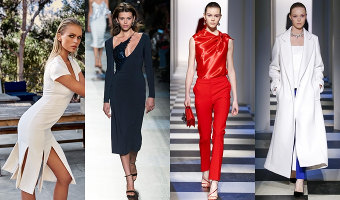 Best of New York FW Fall/Winter 2017 Haney,Cushnie Et Ochs,Oscar de la Renta.Njujorska nedelja mode za jesen zimu 2017.