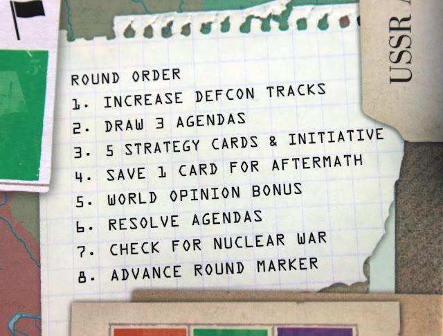 13 Days - round order