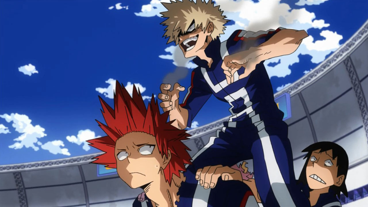 My Hero Academia Reveals Original Anime Series Episode Promo Video.