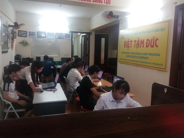 Lớp học Illustrator tại Gia Lâm