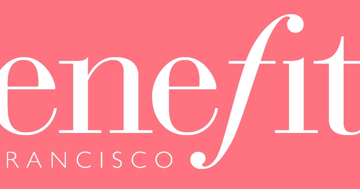 Beauty Shout Box: BENEFIT PUFF OFF! {REVIEW} Benefit Cosmetics Logo