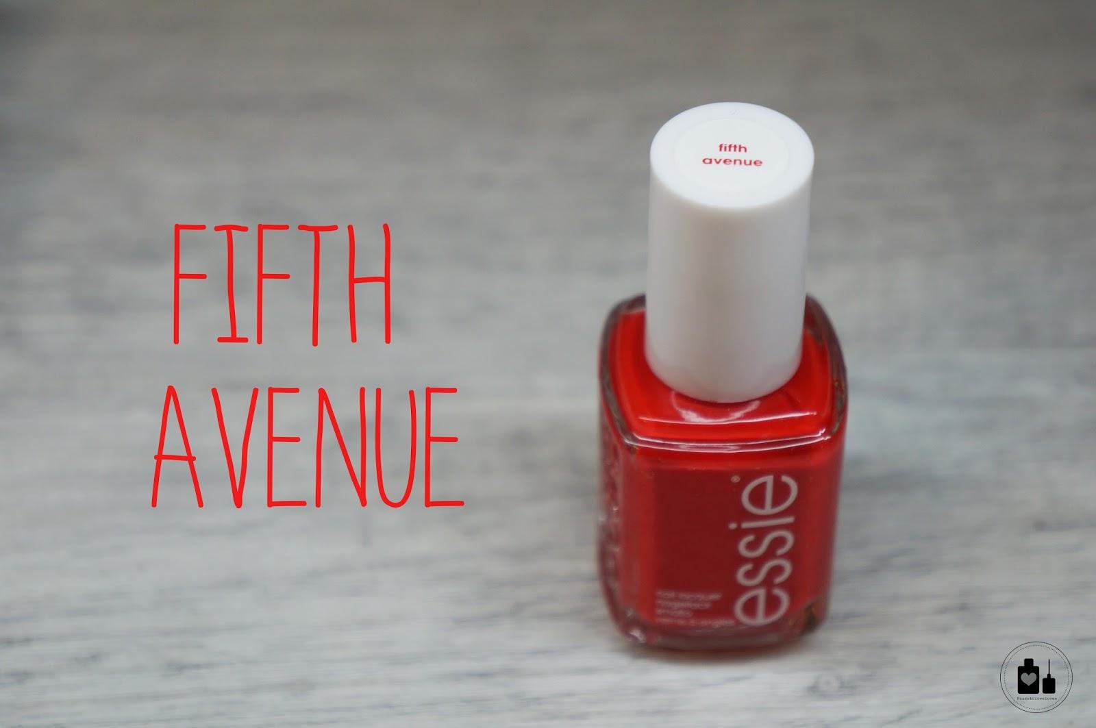 Essie Fifth Avenue, Imperkosmetyki.pl