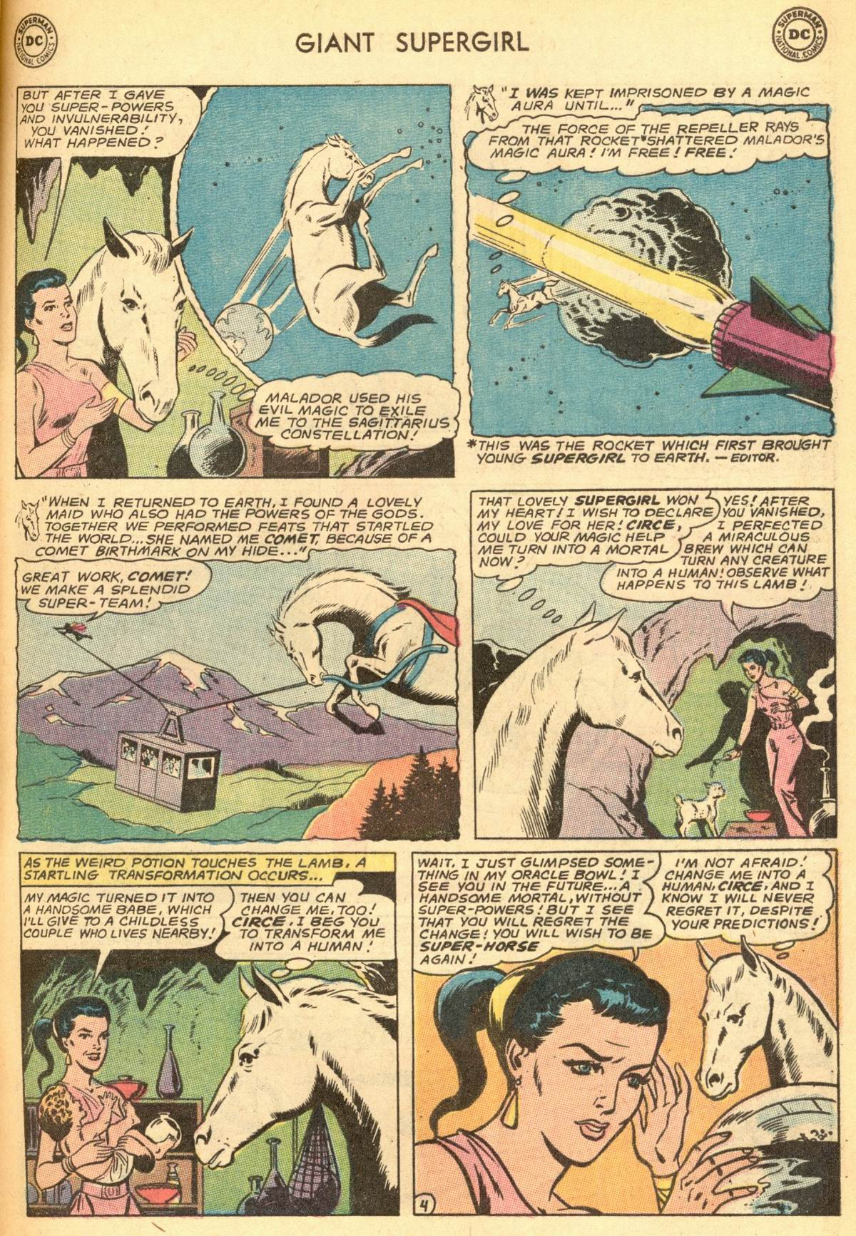 Read online Adventure Comics (1938) comic -  Issue #390 - 33