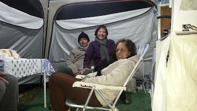 acampando em Altinópolis