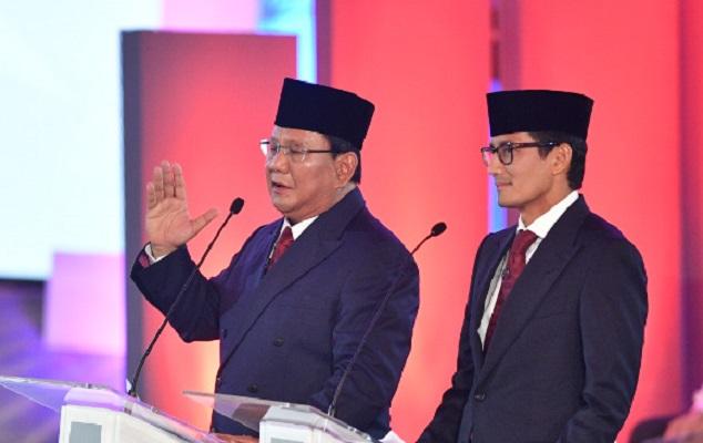 Prabowo Sandi Tak Ambil Gaji Jadi Top Trends Google Hari Ini