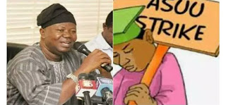 ASUU Restates Commitment To 2019 Memorandum Of Action With FG, Disowns Twitter Account
