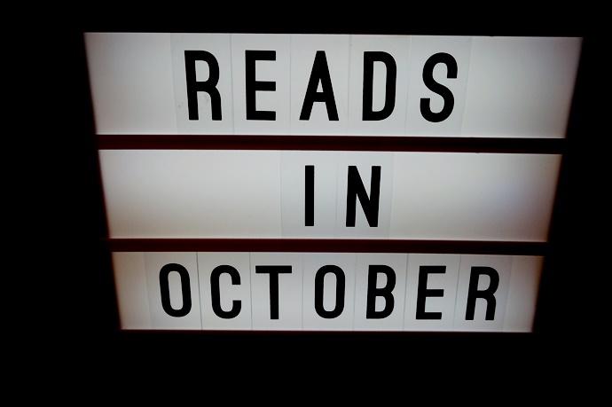 Książki października