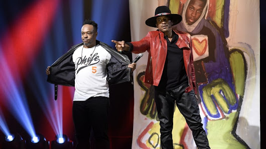 A Tribe Called Quest Pay Tribute To Phife Dawg On <i>SNL</i> As They Return With No. 1 Album