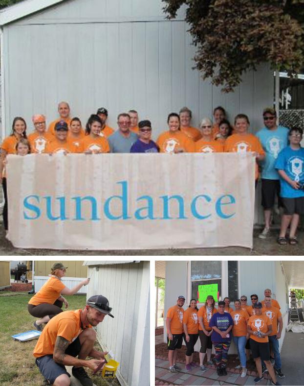 sundance catalog the spirit of giving charity work